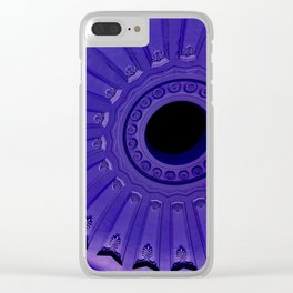 Domed Ceiling Clear iPhone Case