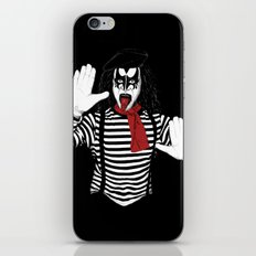 French Kiss iPhone & iPod Skin