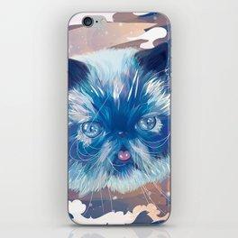 Derpy cat iPhone Skin