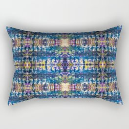 Oceanoscope Rectangular Pillow