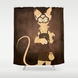 Bambino Shower Curtain