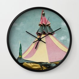 Big Top #5 Wall Clock