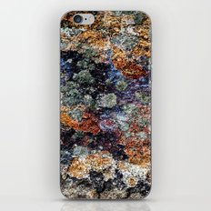 rock texture iPhone & iPod Skin