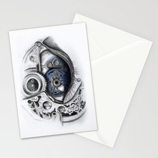 Mechanical Eye Stationery Cards