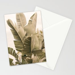 Modern Green Stationery Cards