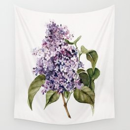 Lilac Branch Wall Tapestry