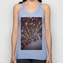All of the lights Unisex Tank Top