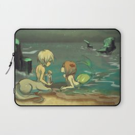 Message in the bottle Laptop Sleeve