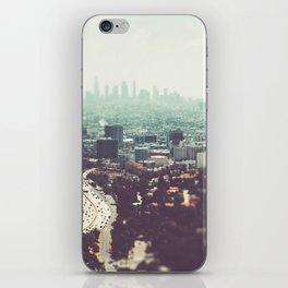 Los Angeles, beach,ocean, surf, downtown, Cali, SoCal, west coast iPhone Skin