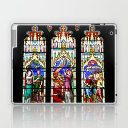 Cathedral Stained Glass 3 Laptop & iPad Skin