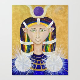 Hathor Canvas Print