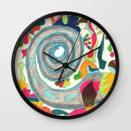 IT is IT Wall Clock