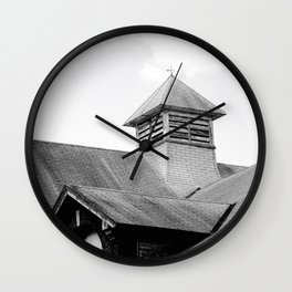 UNTITLED #58 Wall Clock
