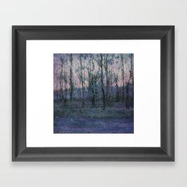 Unknown Land Framed Art Print