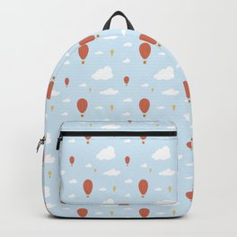 Air Balloons in the Sky Backpack