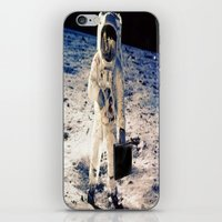 lawyer iPhone & iPod Skins featuring Astronaut lawyer  by rivercbishop