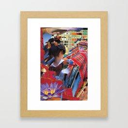 BVB Series - China Girl Vampire Framed Art Print