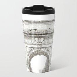 Washington Square Park Arch Travel Mug