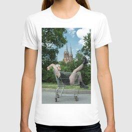 Legs Work T-shirt