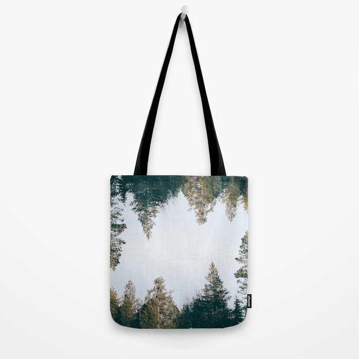 Forest Reflections IX Tote Bag