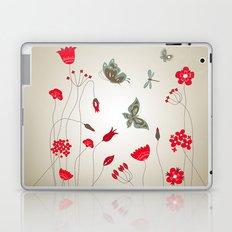Tatemae Japanese Ochre Laptop & iPad Skin