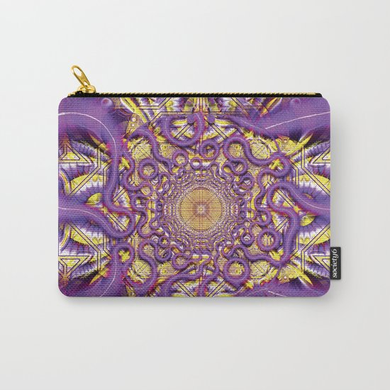 Ethereal Language Carry-All Pouch