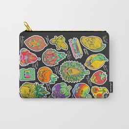 Fruity Hero by BKK BROS. Carry-All Pouch