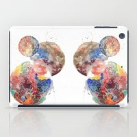 planets iPad Cases featuring Planets by emluluna