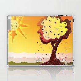 Under the tree part II Laptop & iPad Skin