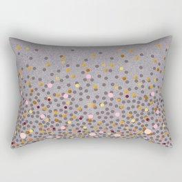 Coral Splash Rectangular Pillow