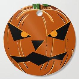 Halloween Pumpkin Cutting Board
