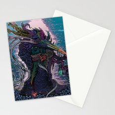 Midnight Meeting Stationery Cards