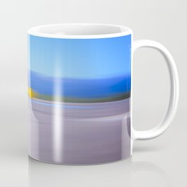 Just a Blur a classic two seater airplane Coffee Mug