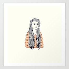 Indy Art Print