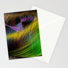 Magic turbulence Stationery Cards