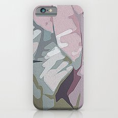 digital abstract iPhone 6s Slim Case
