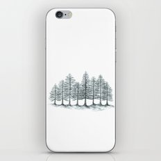 Old Pines  iPhone & iPod Skin