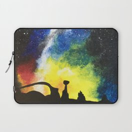Desert Galaxy Laptop Sleeve