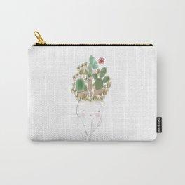 Succumolar (White) Carry-All Pouch