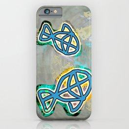 Peces iPhone Case