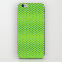 Picnic Pals mini dot in citrus iPhone Skin