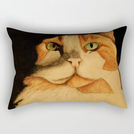 Fiesty Rectangular Pillow