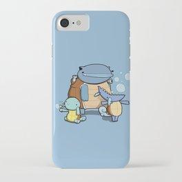 Pokémon - Number 7, 8 & 9 iPhone Case