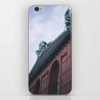 library iPhone & iPod Skins featuring Library by Meghan McCloud Photography