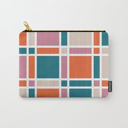 BH Plaid Carry-All Pouch