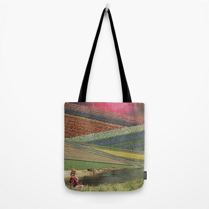Fragrant Fields Tote Bag