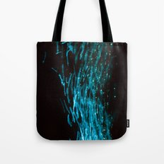Primary Colors: Blue Tote Bag