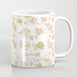 Hare and Tortoise -frame- Coffee Mug