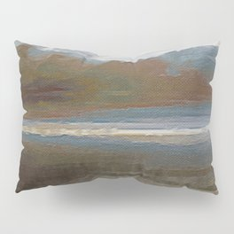 Yet another lake & mountain landscape | 1 Pillow Sham