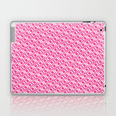 Pink Pattern Laptop & iPad Skin